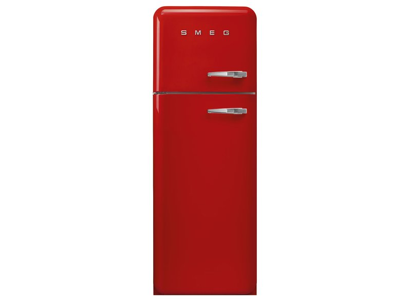 Frigorífico Doble puerta Rojo FAB30LRD3
