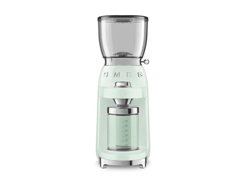 Molinillo de Café Smeg Verde agua
