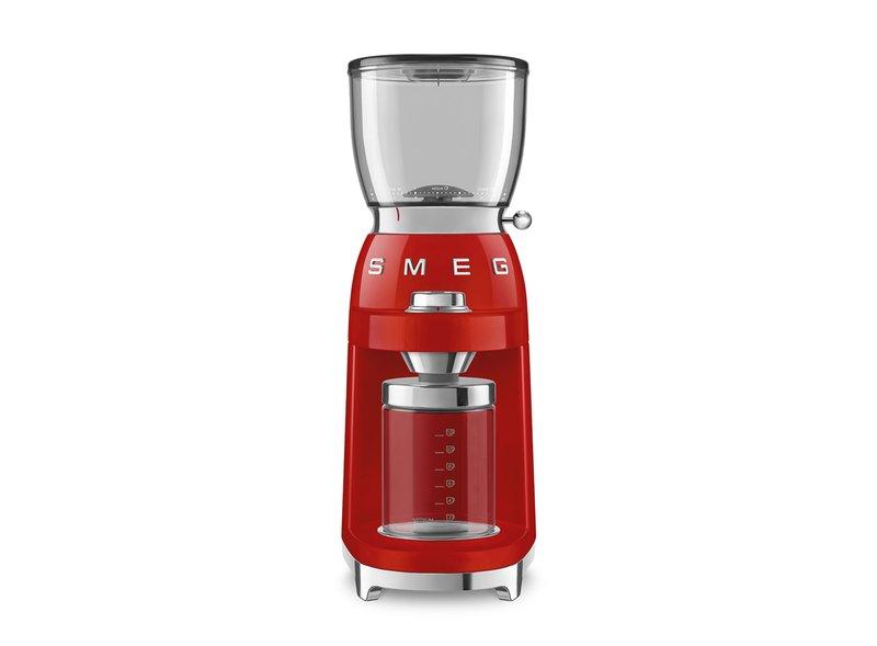 Molinillo de Café Smeg Rojo