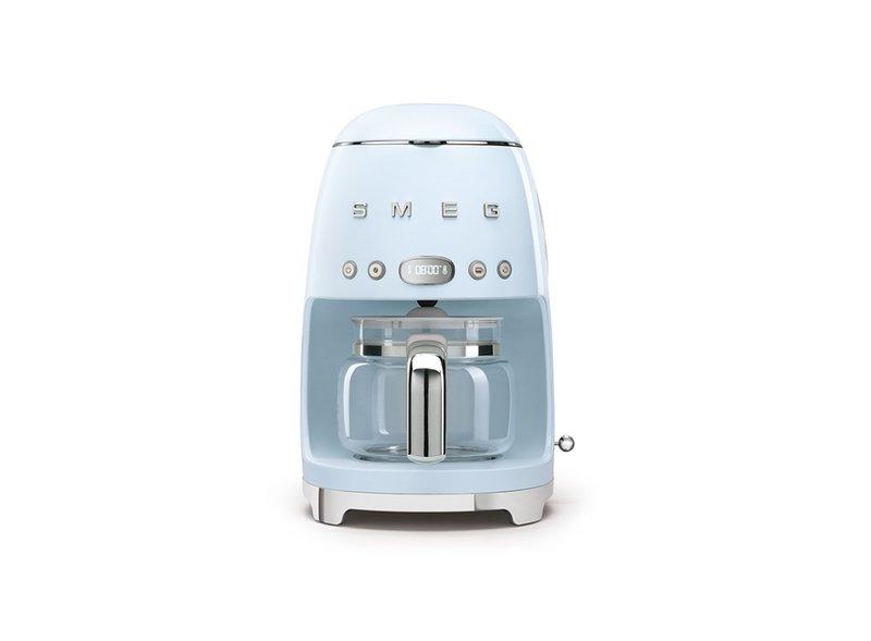 Cafetera por Goteo Smeg Azul