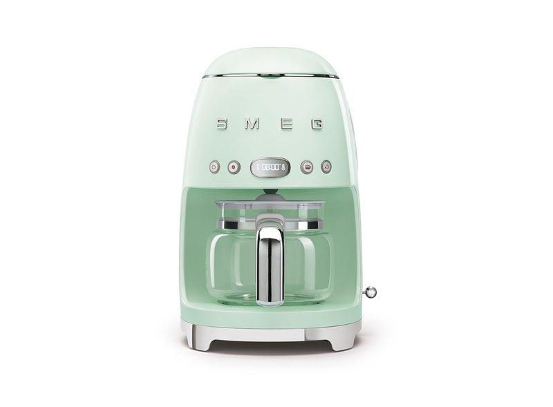 Cafetera por Goteo Smeg Verde agua