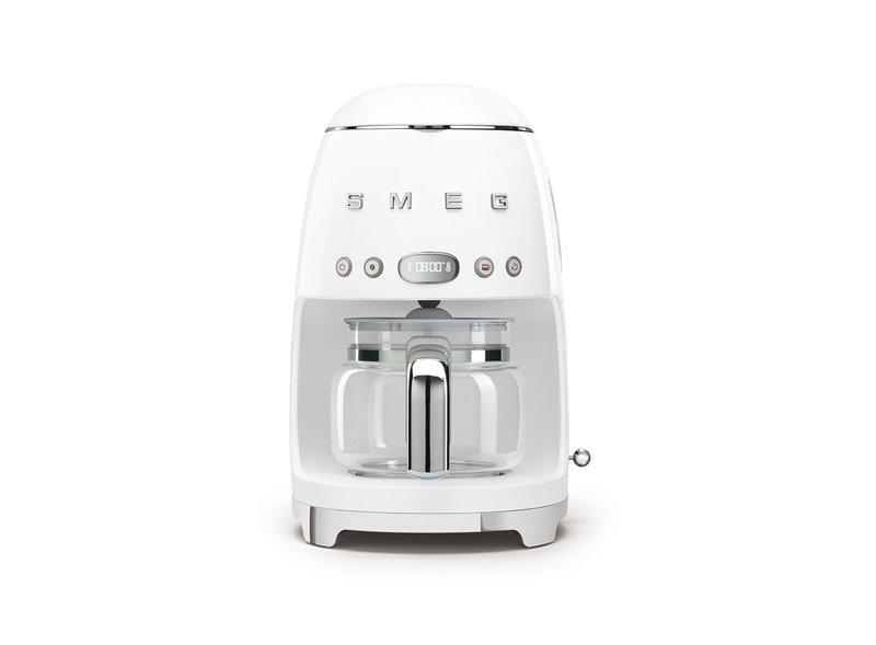 Cafetera por Goteo Smeg Blanca