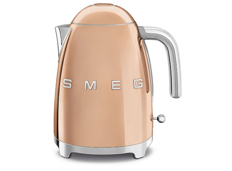 Hervidor Smeg Rose Gold