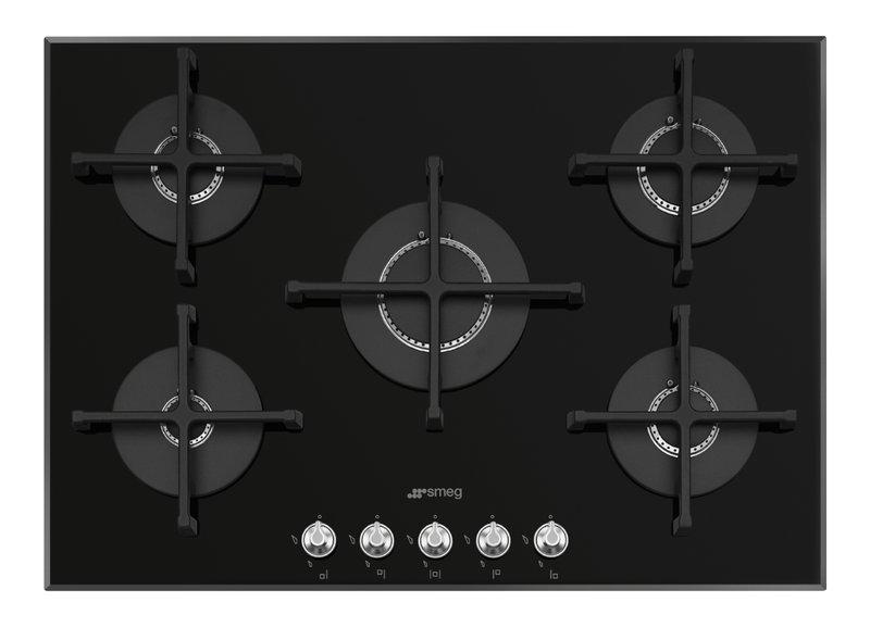 Encimera de cocción 70/75 cm Gas Negro PV175N2