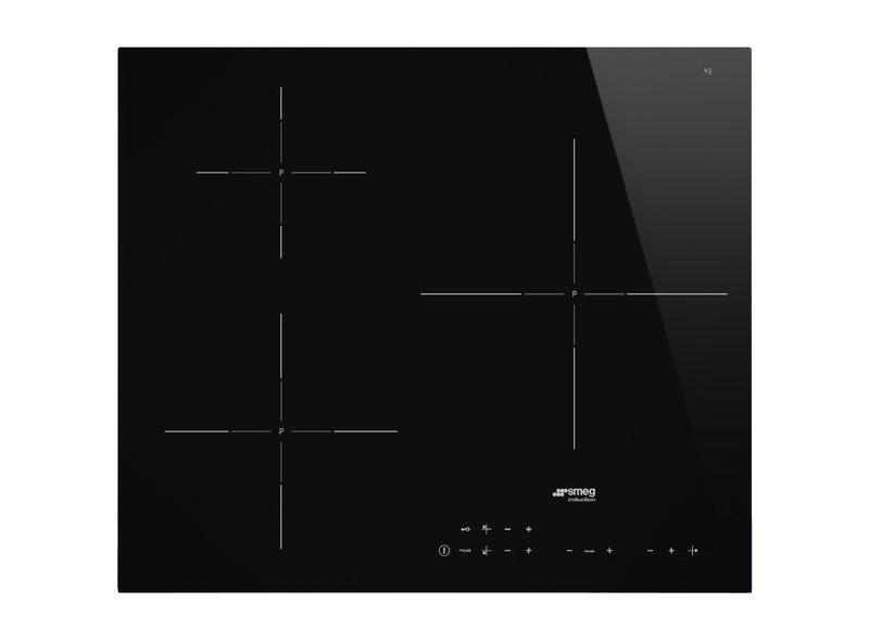 Encimera de cocción 60 cm Inducción Negro SI5632D