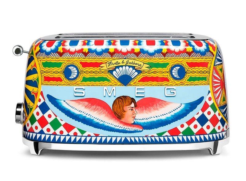 Tostadora 2x4 Smeg Dolce&Gabbana
