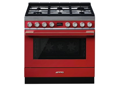 Cocina CPF9GMR Termoventilado Vapor Clean 90x60 cm