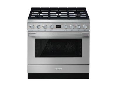 Cocina CPF9GMX Termoventilado Vapor Clean 90x60 cm