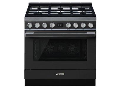 Cocina CPF9GPAN Termoventilado Pirolitico 90x60 cm