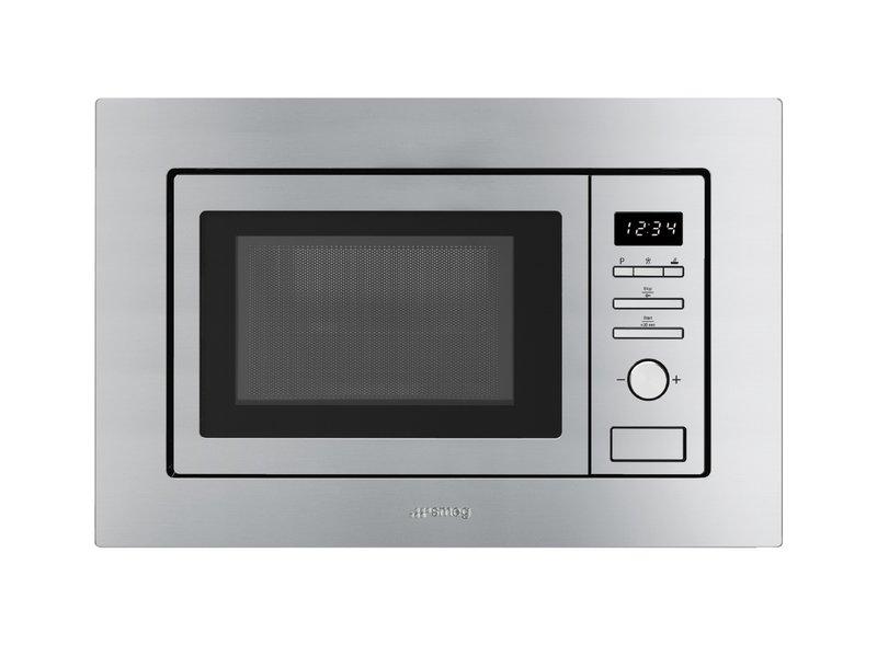 Microondas con grill De integracion Acero inoxidable FMI017X