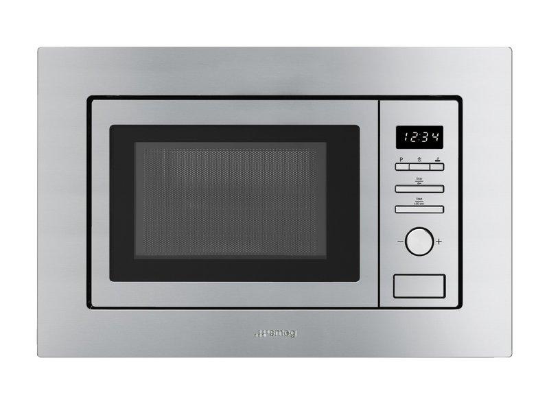 Microondas con grill De integracion Acero inoxidable