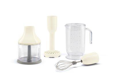 Set accesorios batidora de mano crema