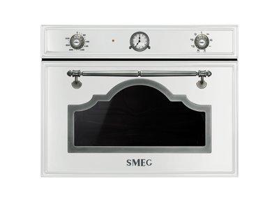 Horno SF4750MBS Compacto 45 cm Microondas Blanco