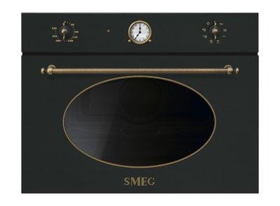 Horno SF4800MAO Compacto 45 cm Microondas Antracita