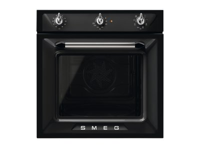 Horno SF6905N1 60 cm Termoventilado Negro