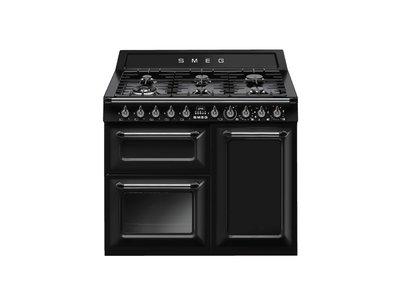 Cocina TR103BL 100x60 cm Termoventilado Vapor Clean