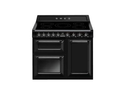 Cocina TR103IBL 100x60 cm Termoventilado Vapor Clean