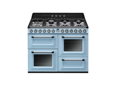 Cocina TR4110AZ 110x60 cm Termoventilado Vapor Clean