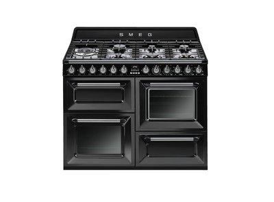 Cocina TR4110BL1 110x60 cm Termoventilado Vapor Clean