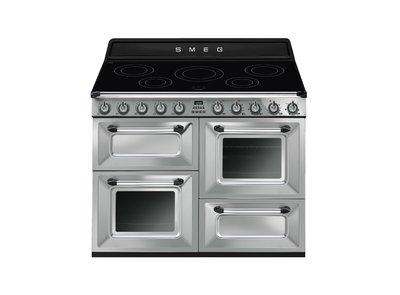 Cocina TR4110IX-1 110x60 cm Termoventilado Vapor Clean