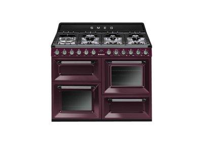 Cocina TR4110RW1 110x60 cm Termoventilado Vapor Clean