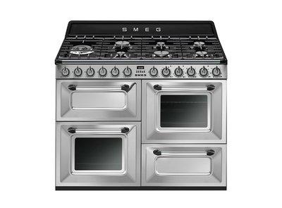 Cocina TR4110X-1 Termoventilado Vapor Clean 110x60 cm