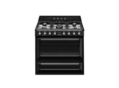 Cocina TR90BL9 90x60 cm Termoventilado Catalitico
