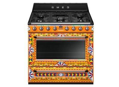 Cocina TR90DGC9 Termoventilado Catalitico 90x60 cm