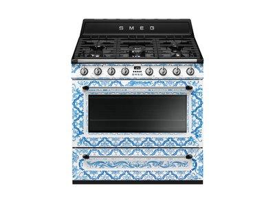 Cocina TR90DGM9 Termoventilado Catalitico 90x60 cm