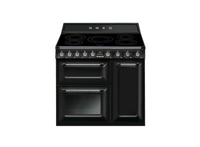 Cocina TR93IBL Termoventilado Vapor Clean 90x60 cm