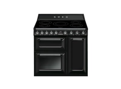 Cocina TR93IBL 90x60 cm Termoventilado Vapor Clean
