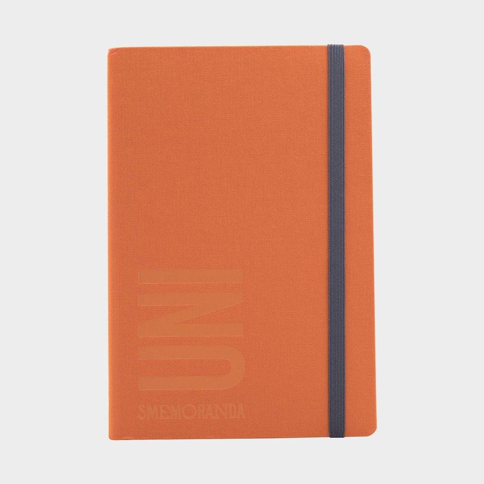 Uni Smemoranda 2021 Cm 12,5x18,5 Giorn Arancione