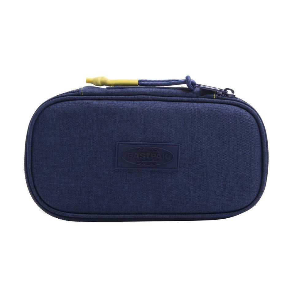 Astuccio rigido XL blu con coperchio e portapenne Smemo Eastpak