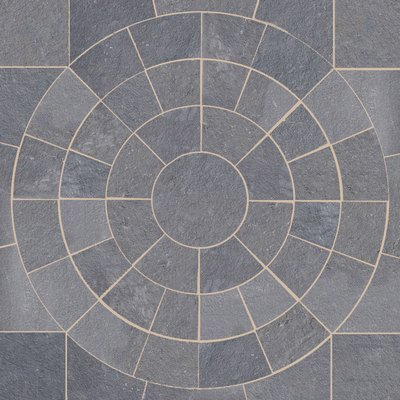 Twilight Hand Cut Natural Sandstone Circles