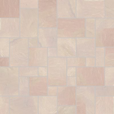 Autumn Gold Hand Cut Natural Sandstone Paving (Mixed Size Packs)