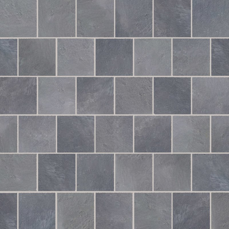 Twilight Hand Cut Natural Sandstone Paving (600x600 Packs) - Twilight