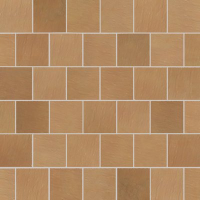 Modak Tumbled Natural Sandstone Paving (560x560 Packs)