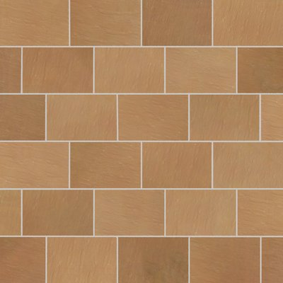 Modak Tumbled Natural Sandstone Paving (840x560 Packs)