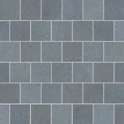 Graphite Tumbled Natural Limestone Paving (560x560 Packs)