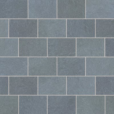 Graphite Tumbled Natural Limestone Paving (840x560 Packs)