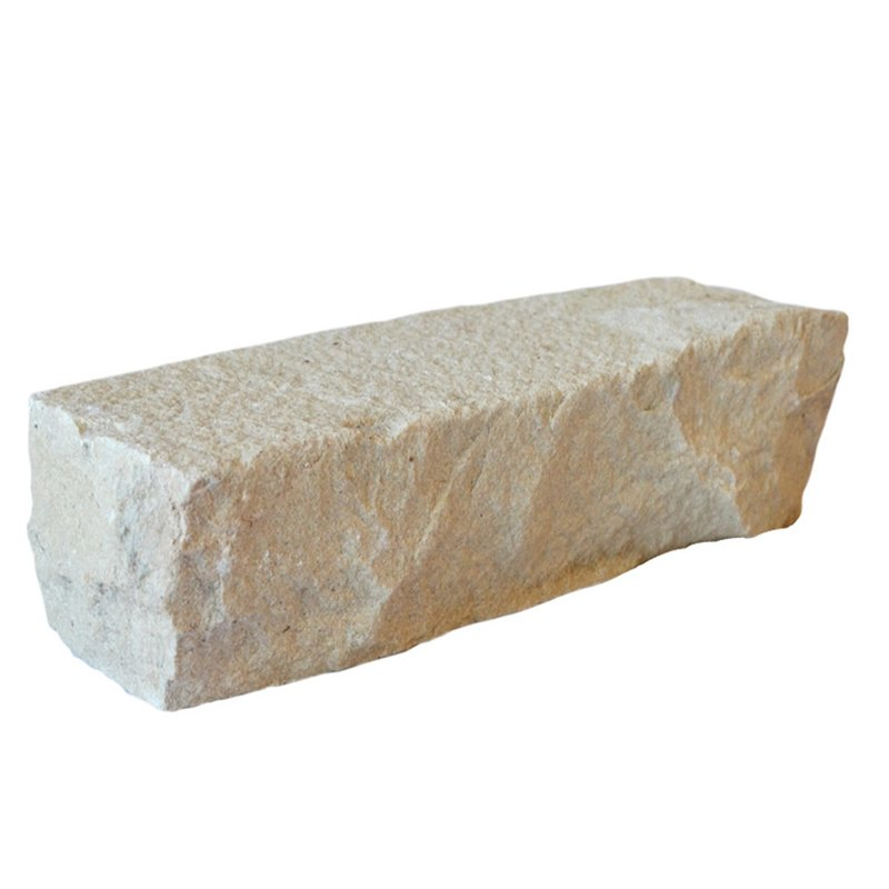 Mint Fossil Hand Cut Natural Sandstone Walling (225x100 Packs) - Mint Fossil