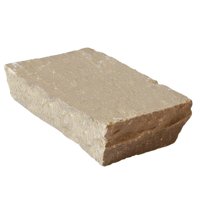 Raj Blend Hand Cut Natural Sandstone Setts (135x225 Size) - Raj Blend