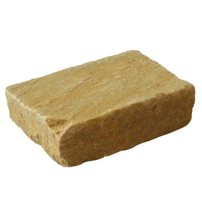 Modak Hand Cut Natural Sandstone Setts (135x100 Size) - Modak