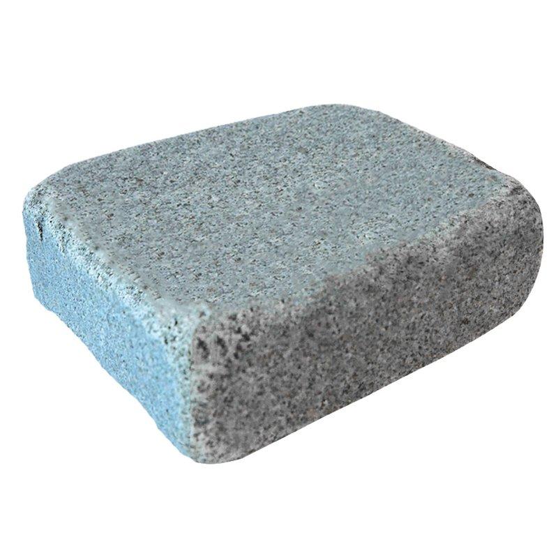 Dark Grey Tumbled Natural Granite Block Paving (140x105 Size) - Dark Grey