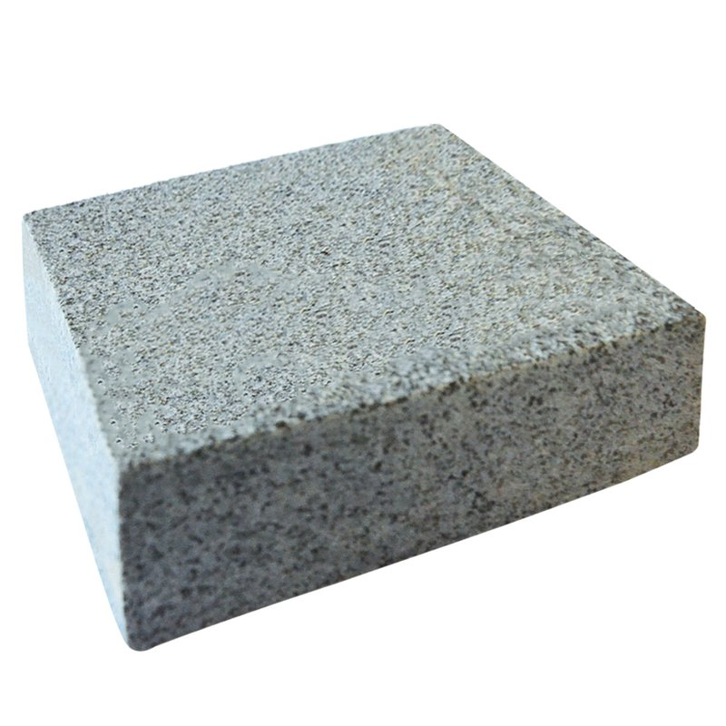 Dark Grey Sawn Natural Granite Block Paving (150x150 Size) - Dark Grey