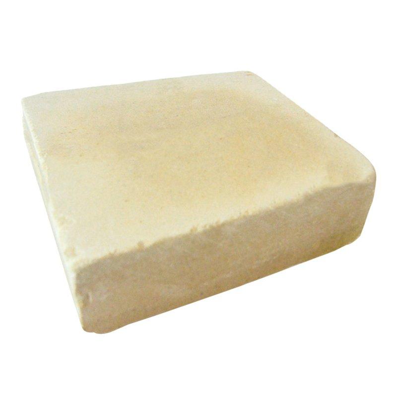 Mint Sawn Natural Sandstone Block Paving (150x150 Size) - Mint Fossil