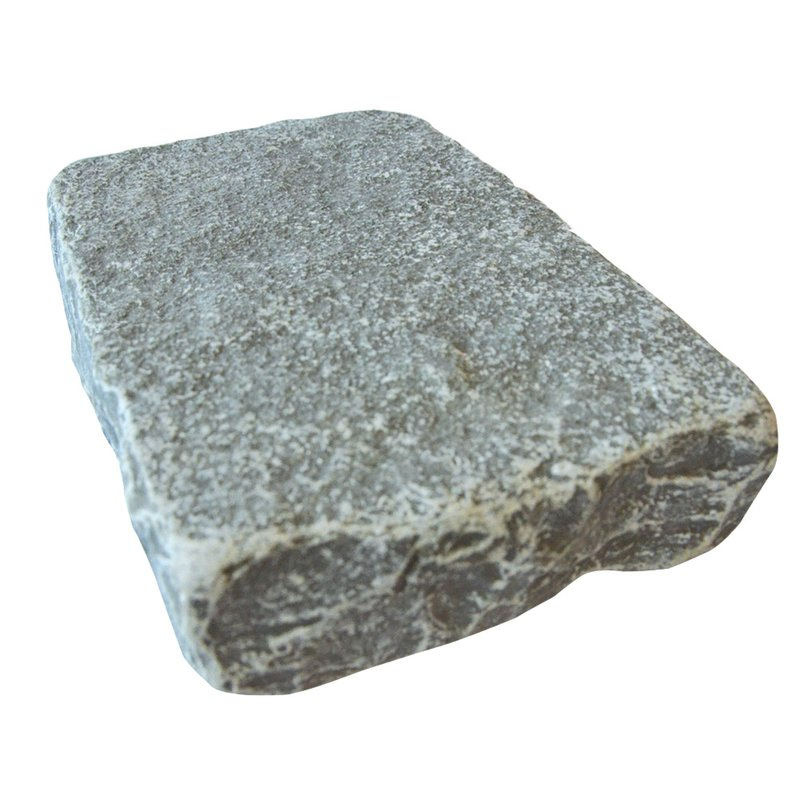 Graphite Cropped Natural Limestone Block Paving (150x200 Size) - Graphite