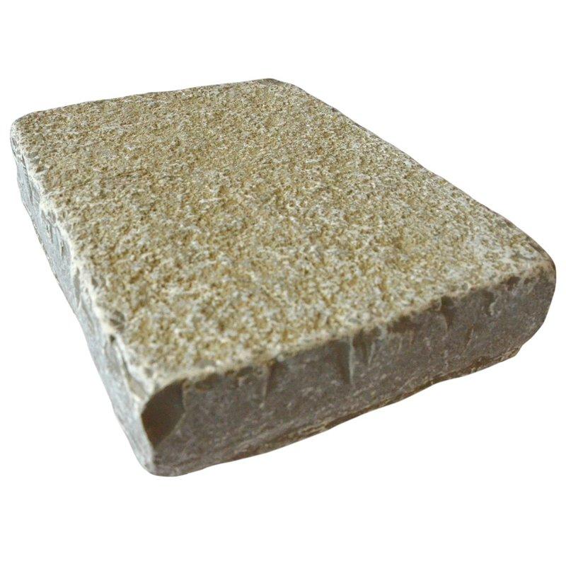 Kota Yellow Cropped Natural Limestone Block Paving (150x200 Size) - Kota Yellow