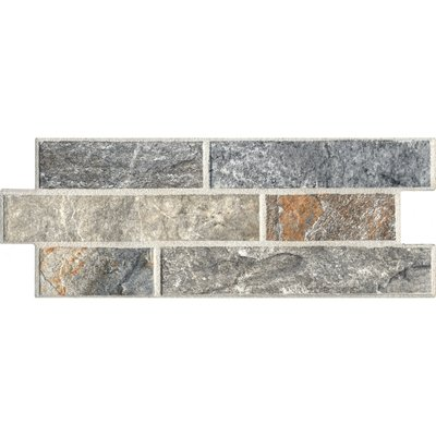 Peace Textured Outdoor Porcelain Wall Tiles