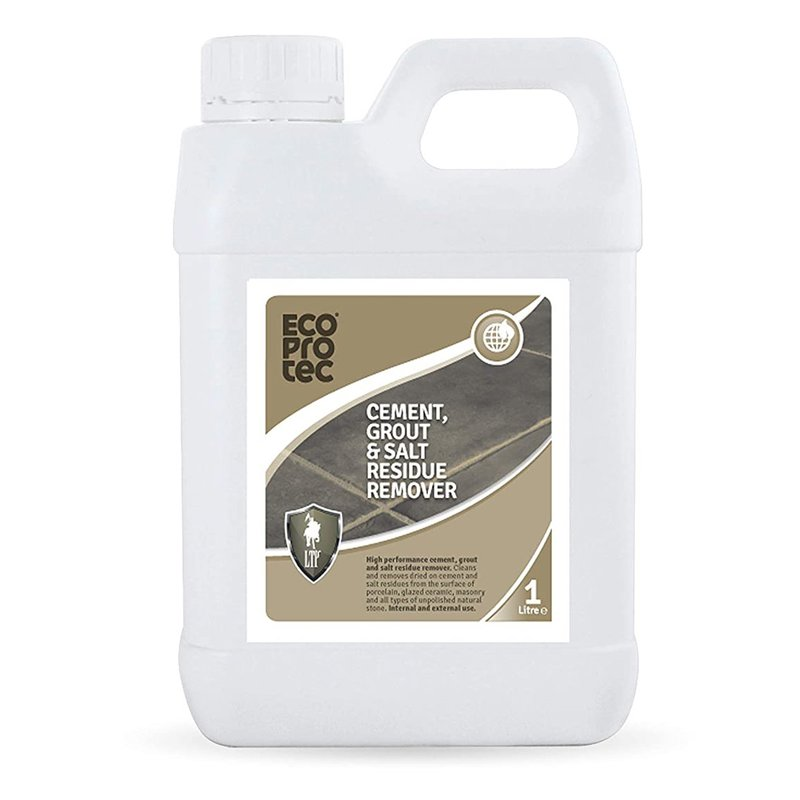 LTP Ecoprotec Cement, Grout & Salt Residue Remover - 1L - Clear